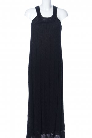 Missoni Maxikleid schwarz Casual-Look