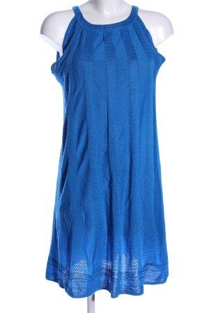 Missoni Neckholderkleid blau Casual-Look