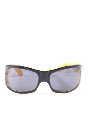 Missoni Oval Sunglasses black-primrose casual look
