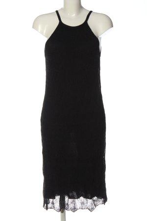 Missoni Robe à bretelles noir style décontracté