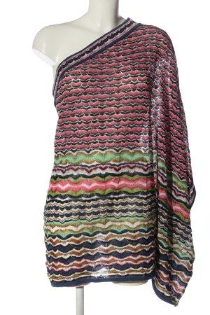 Missoni Robe de plage motif rayé style décontracté