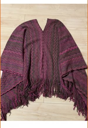 Missoni Stole multicolored wool