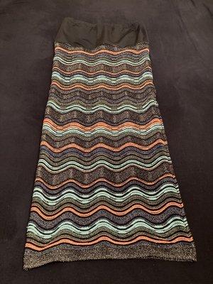 Missoni Jupe mi-longue multicolore viscose