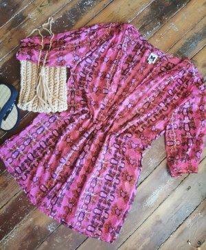Missoni Vestido tipo túnica multicolor