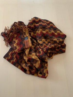 Missoni Bufanda de lana multicolor Lana