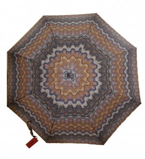 Missoni Parapluie long multicolore polyester