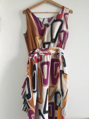 Missoni Flounce Dress multicolored