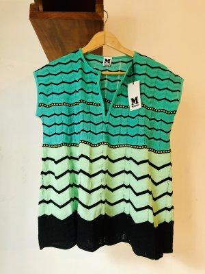 Missoni Crochet Shirt multicolored