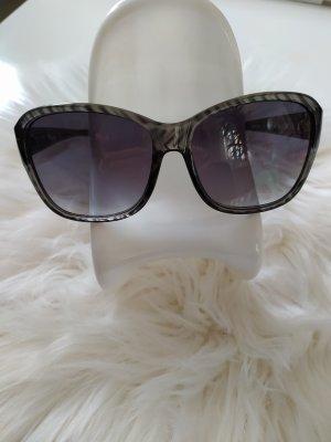 M Missoni Kwadratowe okulary przeciwsłoneczne czarny-szary
