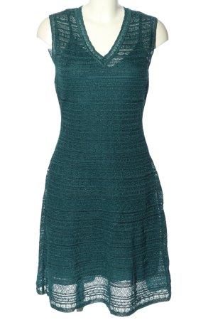 Missoni Koronkowa sukienka zielony Elegancki