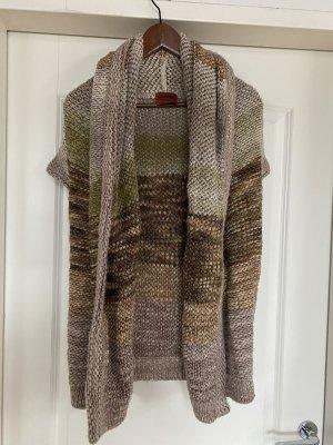Missoni Pull tricoté multicolore tissu mixte