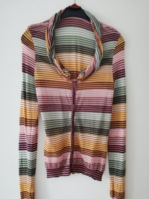 Missoni Veste en tricot multicolore soie