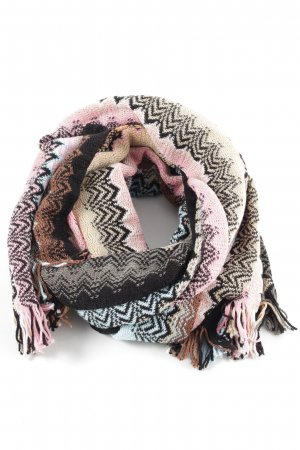 Missoni Strickschal Allover-Druck Casual-Look