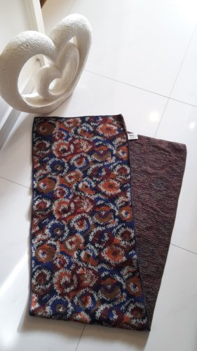 Missoni Knitted Scarf multicolored mixture fibre