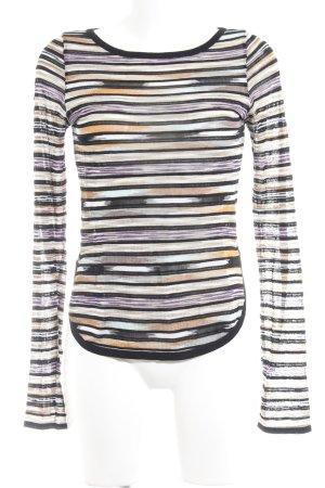 Missoni T-shirts en mailles tricotées multicolore laine