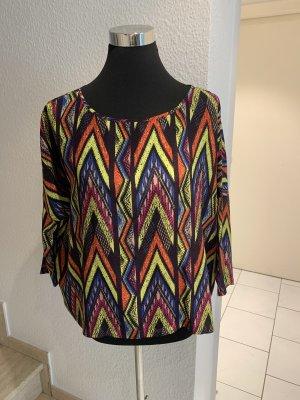 Missoni Blusa de túnica multicolor