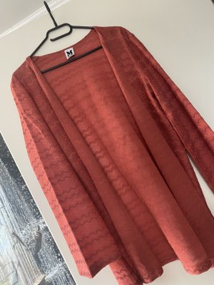 Missoni Kimono Blouse dark orange-red