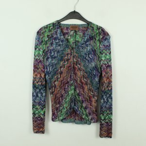 Missoni Giacca in maglia multicolore