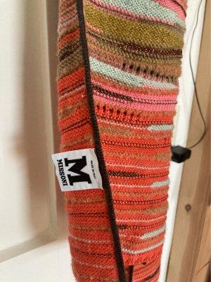 Missoni Woolen Scarf multicolored wool