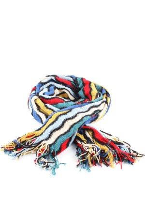 Missoni Bufanda de lana estampado a rayas look casual