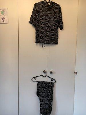 Missoni Zweiteiler Strick Anzug