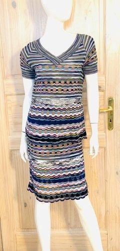 Missoni Vestido tejido multicolor Viscosa