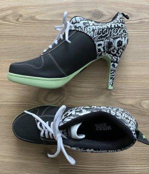 Missy Rockz Heel Sneakers multicolored