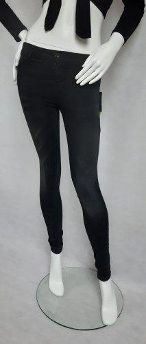 mister*lady Skinny Jeans Schwarz Size 26 - Neu