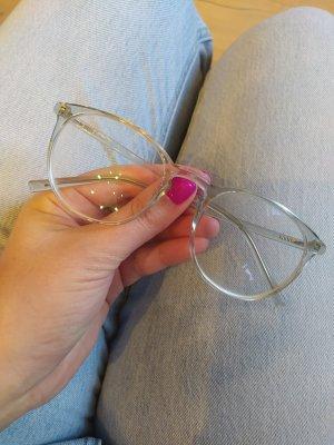 Mister Spex Glasses white
