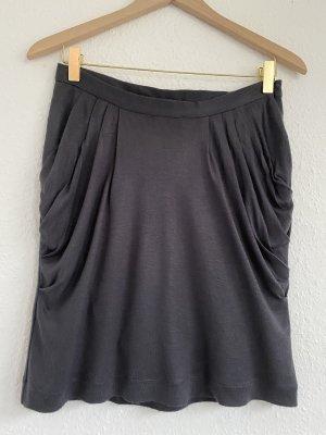 Twenty8twelve Wollen rok grijs-paars