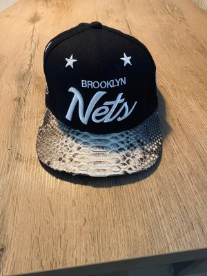 Mitchell & Ness Baseball Cap black-white