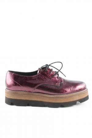 Mitica Oxfords pink casual look