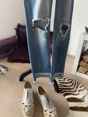 Mittelbaue Jeans