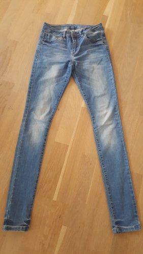 Ann Christine Jeans skinny multicolore