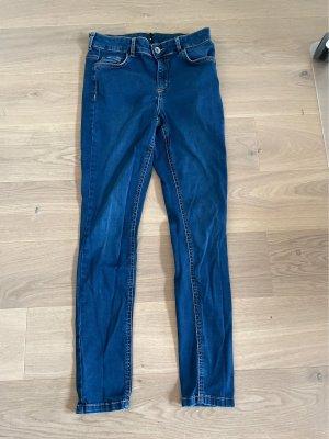 Calzedonia Jeans a carota blu-blu neon