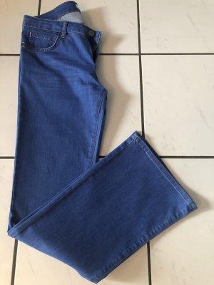 Mittelblaue Jeans von Second Female
