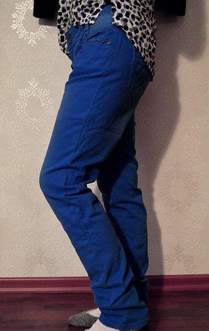 Mittelblaue Röhrenhose von Promod / Stonewashed