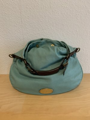 Mulberry Hobos turquoise