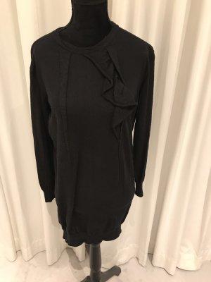 Miu Miu Długi sweter czarny