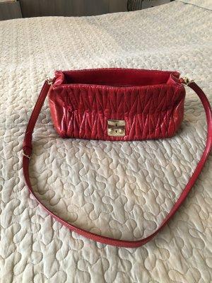 Miu Miu Sac porté épaule rouge