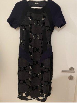 Miu Miu Wełniana sukienka Wielokolorowy