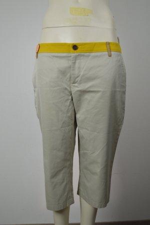 Miu Miu Bermuda Gr. 40 beige-gelb
