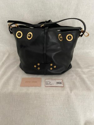 Miu Miu Pouch Bag black