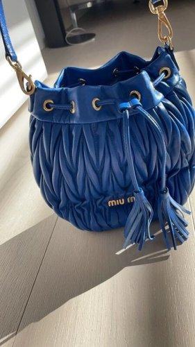 Miu Miu Bandolera azul