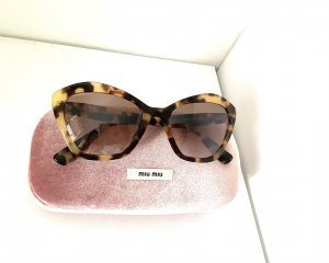 Miu Miu Retro Glasses multicolored