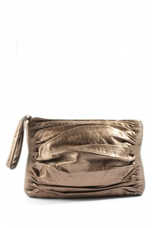 Miu Miu Borsa clutch marrone stile casual