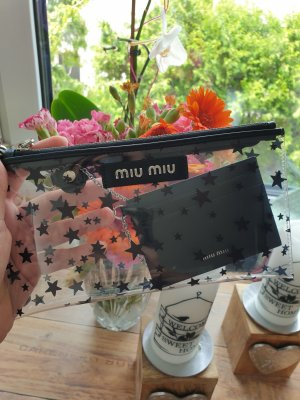 Miu Miu Clutch und Wallet