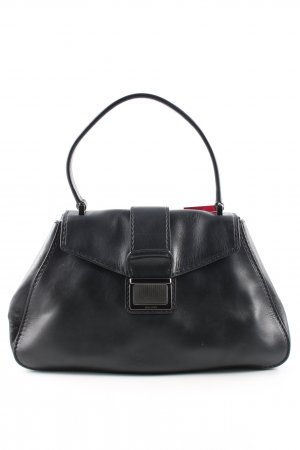 Miu Miu Sac Baril noir style d'affaires
