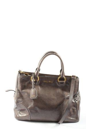 Miu Miu Carry Bag brown casual look