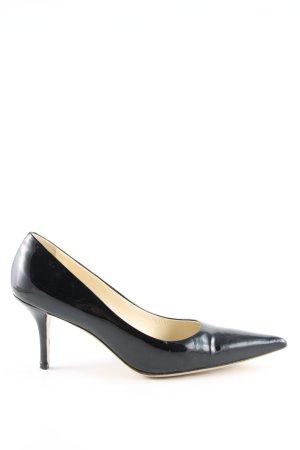 Miu Miu High Heels schwarz Business-Look